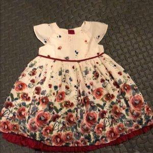 Little girls party dress